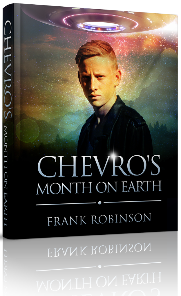 Chevros Month On Earth - Cover