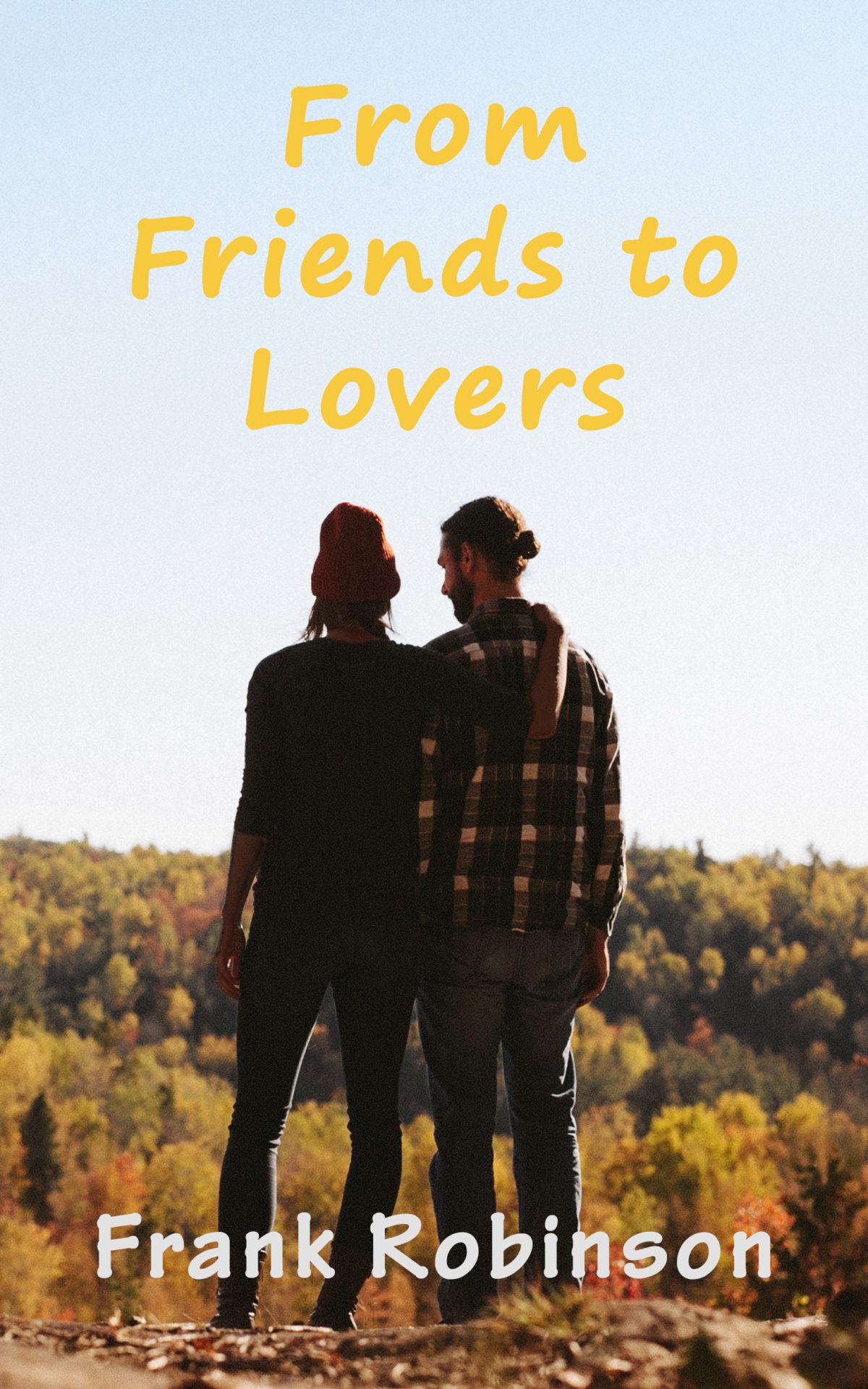 From Friends to Lovers - Cover