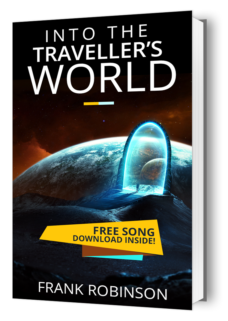 Into The Travellers World - Cover