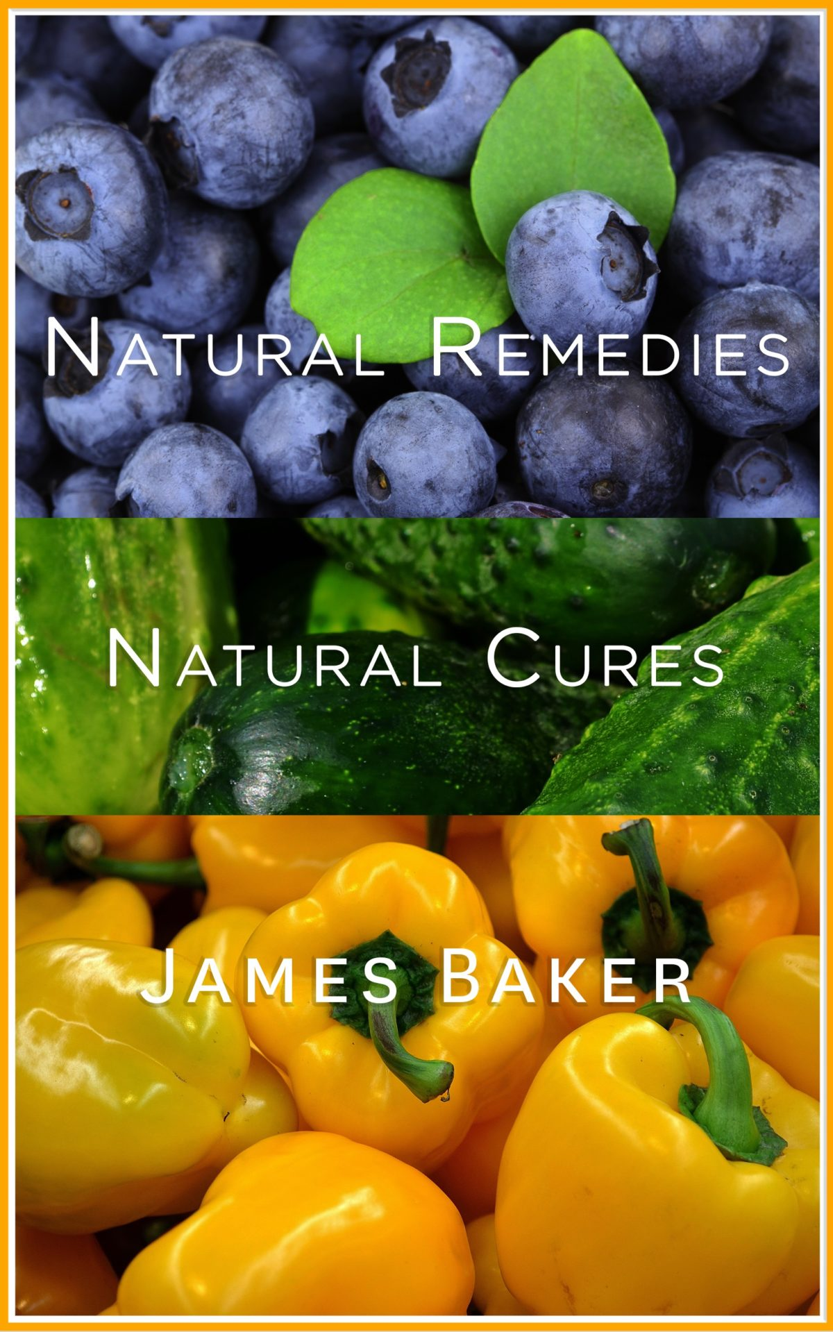 Natural Remedies Natural Cures - Cover
